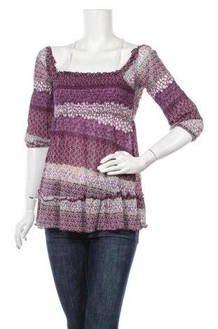 Дамска блуза Colours Of The World, Размер S, Цвят Многоцветен, Полиамид, Цена 3,00лв.