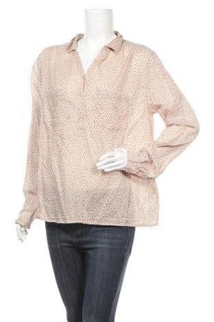 Γυναικεία μπλούζα Denim Hunter, Μέγεθος L, Χρώμα  Μπέζ, Βαμβάκι, Τιμή 9,94€