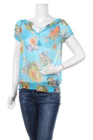 Дамска блуза Designer S, Размер S, Цвят Многоцветен, Цена 4,11лв.