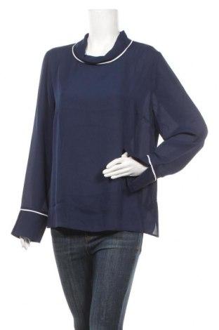 Γυναικεία μπλούζα Dorothy Perkins, Μέγεθος XL, Χρώμα Μπλέ, Πολυεστέρας, Τιμή 14,07€