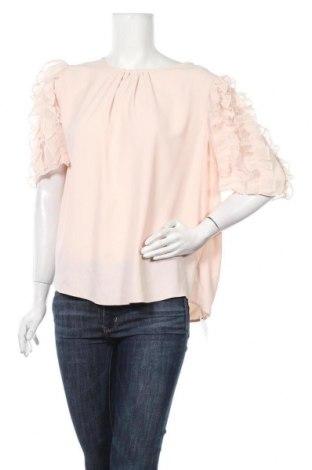 Γυναικεία μπλούζα Dorothy Perkins, Μέγεθος XXL, Χρώμα Ρόζ , Πολυεστέρας, Τιμή 16,70€