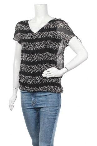 Дамска блуза Esprit, Размер S, Цвят Черен, Вискоза, Цена 2,00лв.
