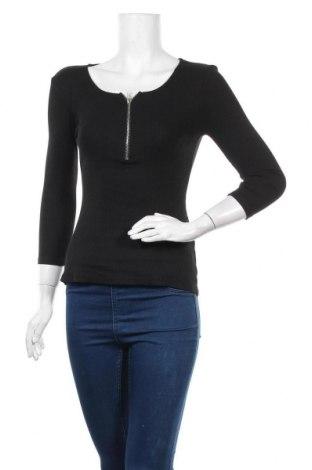 Дамска блуза Fb Sister, Размер M, Цвят Черен, Цена 18,90лв.