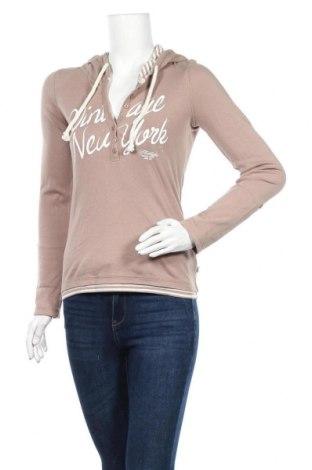 Дамска блуза Flash Lights, Размер XS, Цвят Бежов, Цена 5,99лв.