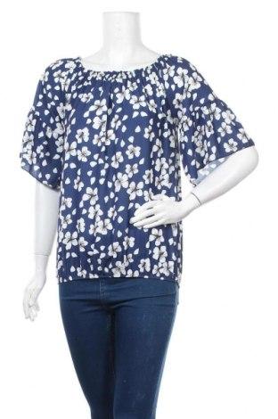 Дамска блуза Floyd By Smith, Размер S, Цвят Син, Цена 5,20лв.
