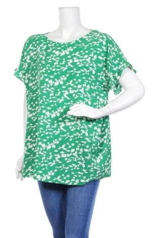 Дамска блуза Fransa, Размер XL, Цвят Зелен, Цена 16,07лв.