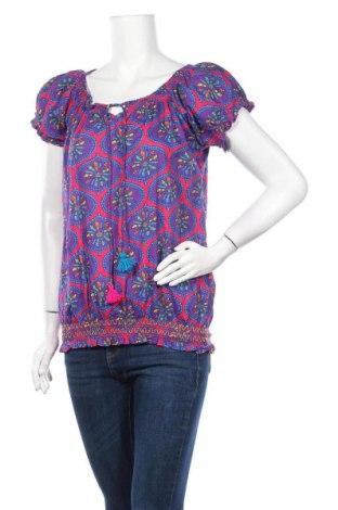 Дамска блуза Fusion, Размер XL, Цвят Многоцветен, Цена 5,04лв.