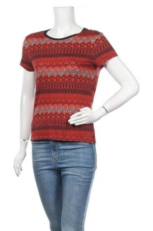 Γυναικεία μπλούζα G:21, Μέγεθος L, Χρώμα Κόκκινο, 95% βισκόζη, 5% ελαστάνη, Τιμή 3,18€