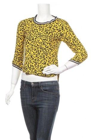 Γυναικεία μπλούζα Garcia, Μέγεθος XS, Χρώμα Κίτρινο, Βισκόζη, Τιμή 4,09€