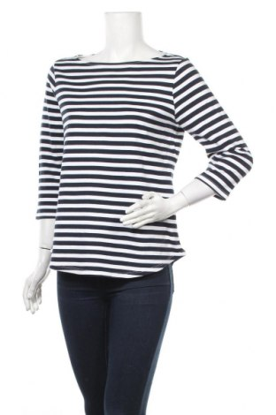 Дамска блуза H&M L.O.G.G., Размер M, Цвят Син, Памук, Цена 15,75лв.