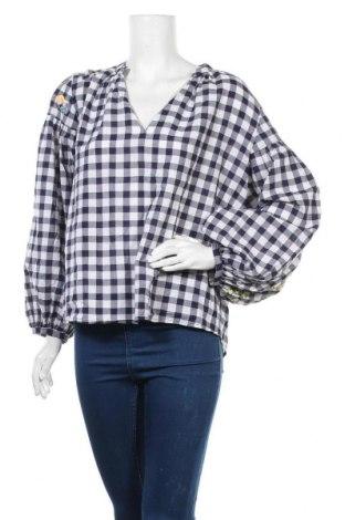 Дамска блуза H&M L.O.G.G., Размер M, Цвят Многоцветен, Цена 11,34лв.