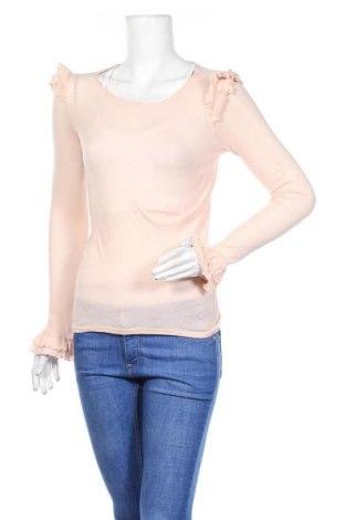Дамска блуза H&M L.O.G.G., Размер S, Цвят Розов, Цена 4,73лв.