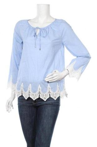 Γυναικεία μπλούζα Hallhuber, Μέγεθος S, Χρώμα Μπλέ, Τιμή 24,68€