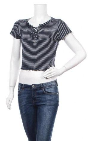 Γυναικεία μπλούζα Hollister, Μέγεθος M, Χρώμα Μπλέ, Τιμή 7,01€
