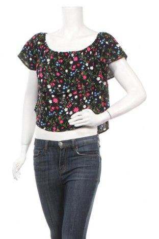 Γυναικεία μπλούζα IX-O, Μέγεθος S, Χρώμα Μαύρο, Βισκόζη, Τιμή 4,09€
