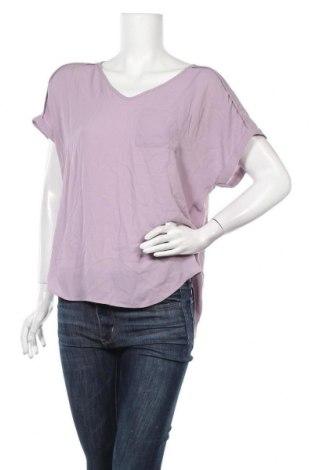Дамска блуза Maurices, Размер M, Цвят Лилав, Полиестер, Цена 10,24лв.
