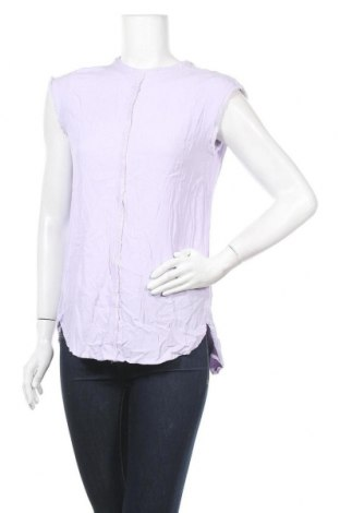 Γυναικεία μπλούζα Mtwtfss Weekday, Μέγεθος S, Χρώμα Βιολετί, Βισκόζη, Τιμή 4,68€