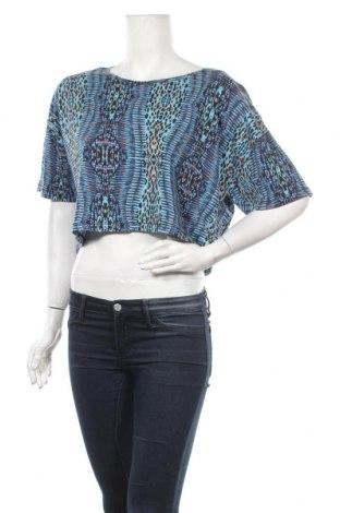 Γυναικεία μπλούζα Mtwtfss Weekday, Μέγεθος L, Χρώμα Πολύχρωμο, 50% βαμβάκι, 50% μοντάλ, Τιμή 4,32€
