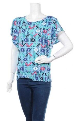 Дамска блуза My Own, Размер S, Цвят Многоцветен, 95% полиестер, 5% еластан, Цена 18,90лв.