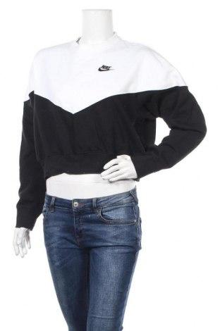 Γυναικεία μπλούζα Nike, Μέγεθος L, Χρώμα Λευκό, 80% βαμβάκι, 20% πολυεστέρας, Τιμή 20,39€