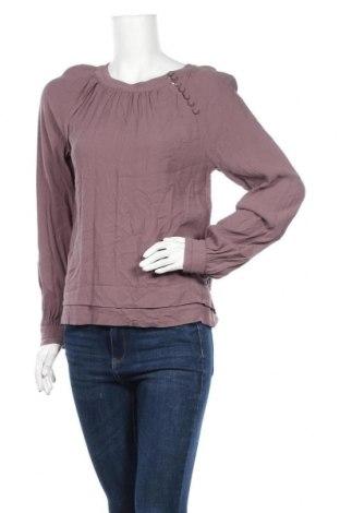 Γυναικεία μπλούζα Noa Noa, Μέγεθος M, Χρώμα Γκρί, Βισκόζη, Τιμή 17,28€