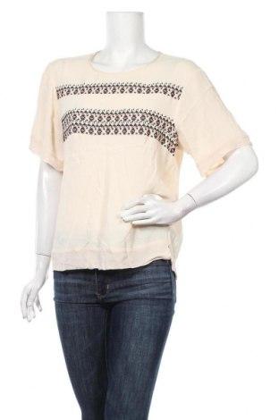 Γυναικεία μπλούζα Noa Noa, Μέγεθος L, Χρώμα  Μπέζ, Βισκόζη, Τιμή 8,87€