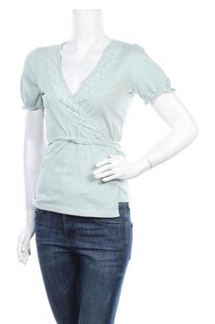 Γυναικεία μπλούζα Noa Noa, Μέγεθος M, Χρώμα Πράσινο, Τιμή 8,64€