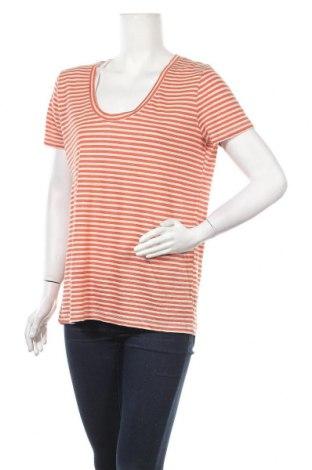 Γυναικεία μπλούζα Noa Noa, Μέγεθος M, Χρώμα Πορτοκαλί, Λινό, Τιμή 13,57€