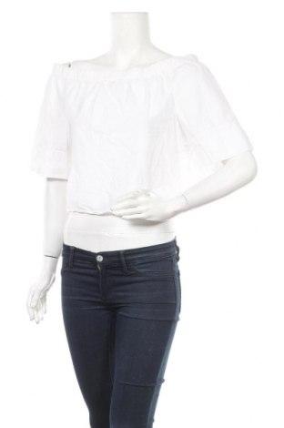 Γυναικεία μπλούζα OAK + FORT, Μέγεθος M, Χρώμα Λευκό, Βαμβάκι, Τιμή 4,32€