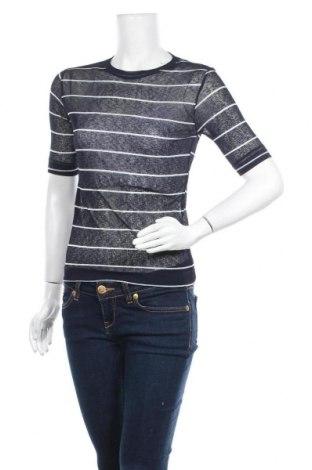 Γυναικεία μπλούζα OAK + FORT, Μέγεθος M, Χρώμα Μπλέ, 60% πολυεστέρας, 35% βισκόζη, 5% ελαστάνη, Τιμή 4,09€