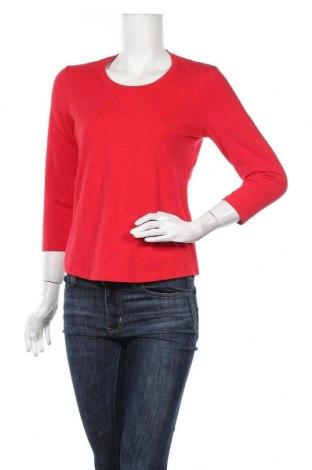 Γυναικεία μπλούζα One Touch, Μέγεθος M, Χρώμα Κόκκινο, 95% βαμβάκι, 5% ελαστάνη, Τιμή 7,79€