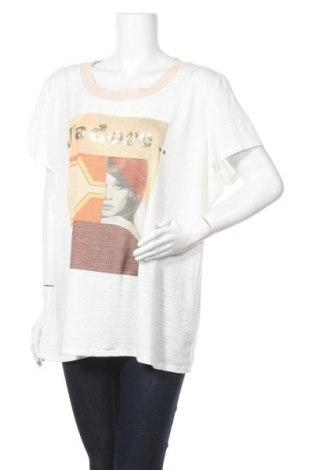 Дамска блуза Paprika, Размер L, Цвят Бял, Цена 11,03лв.