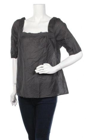Дамска блуза Paprika, Размер XXL, Цвят Сив, Памук, Цена 12,60лв.