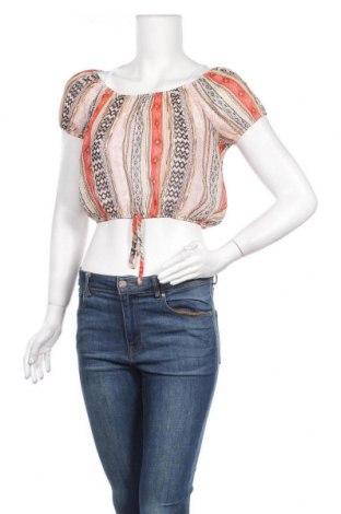 Γυναικεία μπλούζα Poetry, Μέγεθος S, Χρώμα Πολύχρωμο, Τιμή 3,86€
