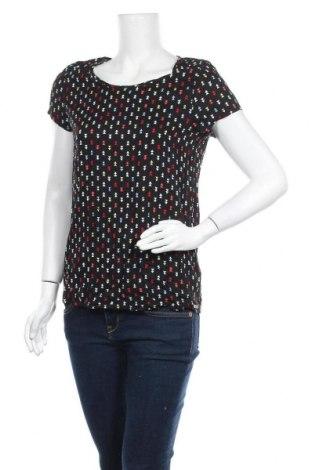 Дамска блуза Q/S by S.Oliver, Размер M, Цвят Многоцветен, Вискоза, Цена 8,93лв.