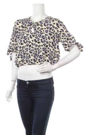 Γυναικεία μπλούζα Qed London, Μέγεθος L, Χρώμα Πολύχρωμο, Πολυεστέρας, Τιμή 4,32€
