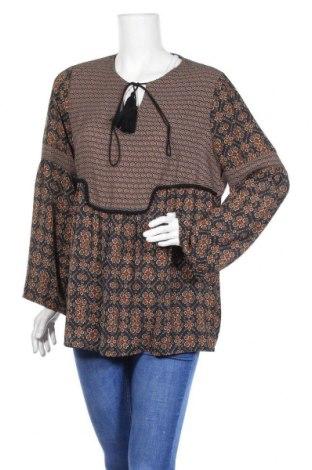 Дамска блуза Rick Cardona, Размер L, Цвят Многоцветен, Цена 6,98лв.