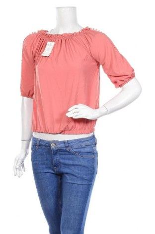 Дамска блуза Sg, Размер M, Цвят Розов, Цена 8,93лв.