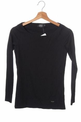 Дамска блуза Simple, Размер XS, Цвят Черен, Цена 13,23лв.