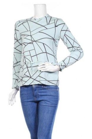 Γυναικεία μπλούζα Soya Concept, Μέγεθος S, Χρώμα Μπλέ, Βισκόζη, Τιμή 5,71€