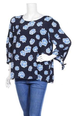 Γυναικεία μπλούζα Soya Concept, Μέγεθος XL, Χρώμα Μπλέ, Βισκόζη, Τιμή 11,04€