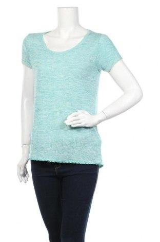 Γυναικεία μπλούζα Springfield, Μέγεθος L, Χρώμα Μπλέ, 70% βισκόζη, 30% πολυεστέρας, Τιμή 4,09€