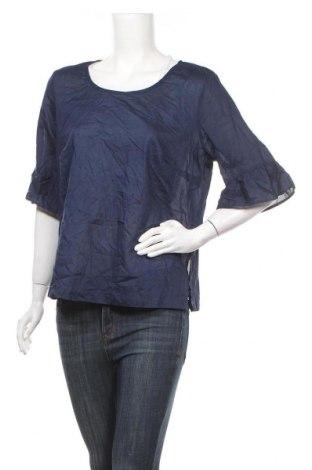 Γυναικεία μπλούζα Up 2 Fashion, Μέγεθος L, Χρώμα Μπλέ, Βαμβάκι, Τιμή 10,52€