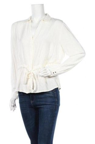 Γυναικεία μπλούζα Vrs Woman, Μέγεθος XL, Χρώμα Λευκό, Βισκόζη, Τιμή 4,32€