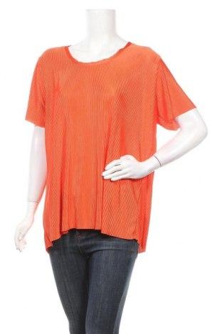 Γυναικεία μπλούζα Vrs Woman, Μέγεθος XXL, Χρώμα Πορτοκαλί, Πολυεστέρας, Τιμή 4,97€