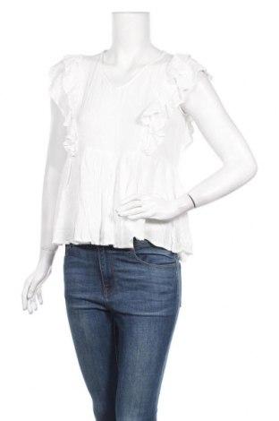 Дамска блуза Y.A.S, Размер XS, Цвят Бял, Вискоза, Цена 19,95лв.