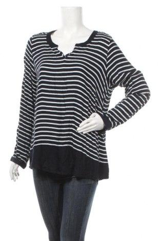 Дамска блуза Zhenzi, Размер M, Цвят Син, Цена 6,25лв.