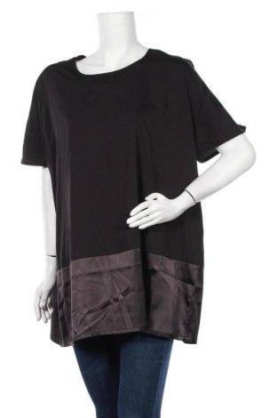 Дамска блуза Zhenzi, Размер L, Цвят Черен, Полиестер, Цена 16,38лв.