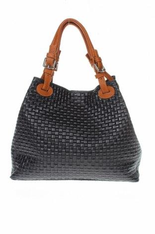Дамска чанта, Цвят Черен, Естествена кожа, Цена 58,00лв.