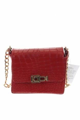 Дамска чанта, Цвят Червен, Еко кожа, Цена 37,80лв.